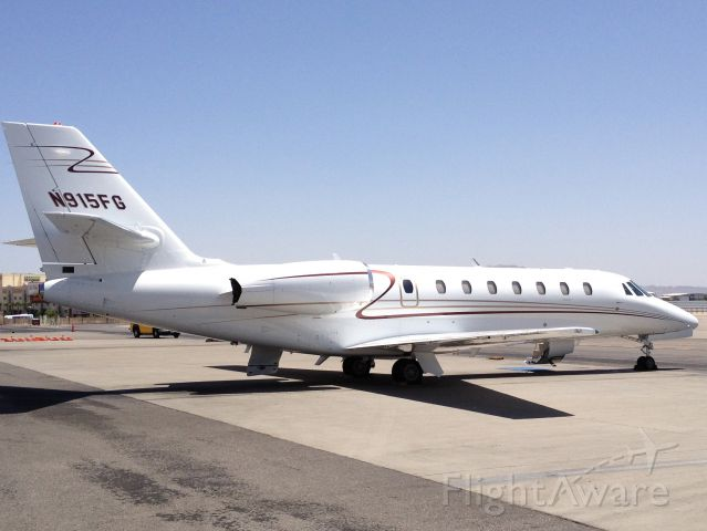 Cessna Citation Sovereign (N915FG)