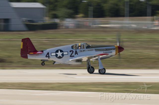 North American P-51 Mustang (N61429)