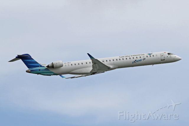 Canadair Regional Jet CRJ-100 (PK-GRJ)