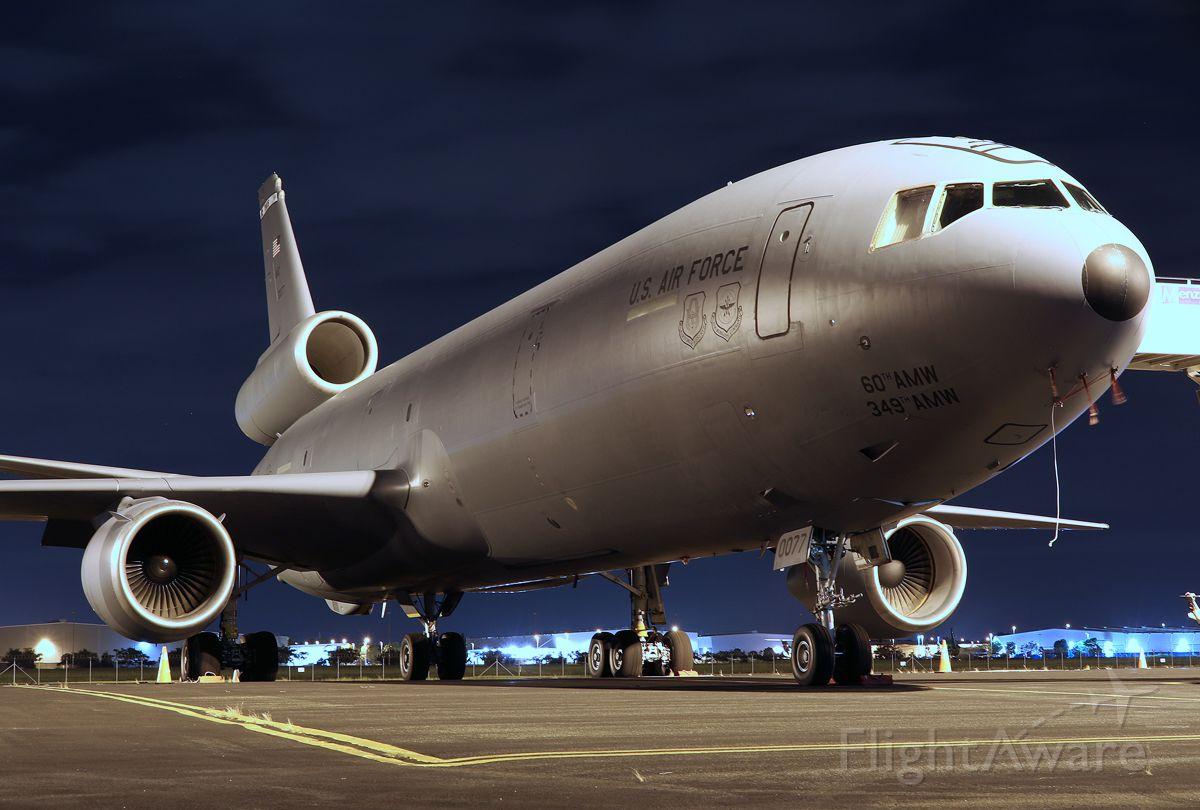 McDonnell Douglas DC-10 (83-0077)