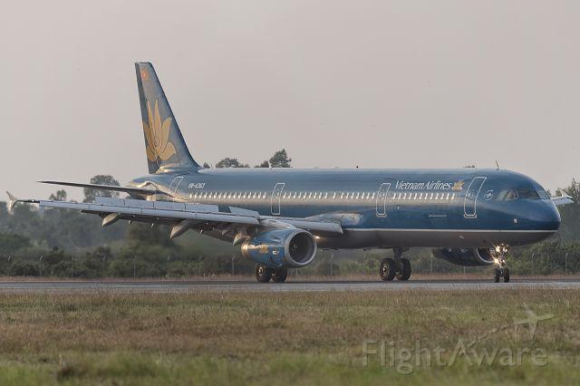 Airbus A321 (VNA363) - 24th Dec., 2014