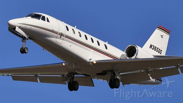 Cessna Citation Sovereign (N365QS) - 4-14-18 arriving from Jacqueline Cochran Rgnl (KTRM)