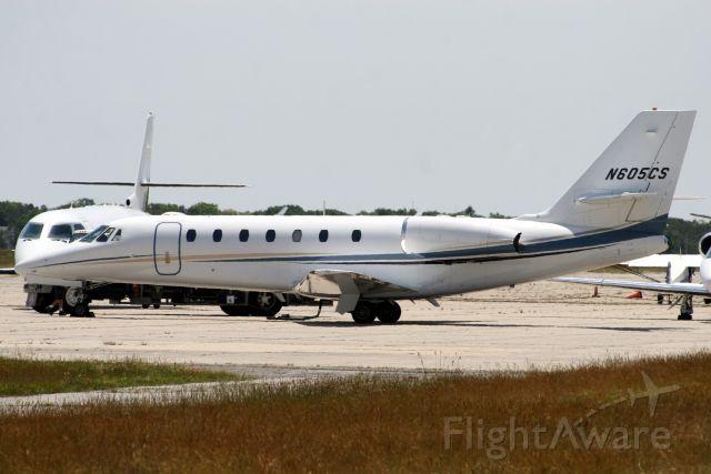 Cessna Citation Sovereign (N605CS) - 07-Jun-07