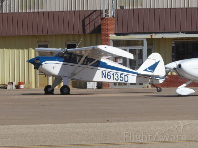 Piper PA-20 Pacer (N6135D)