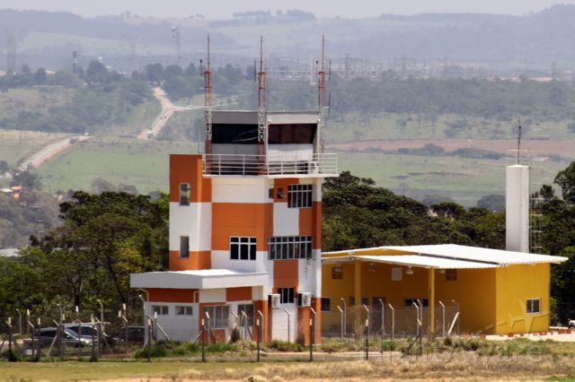 — — - JUNDIAI AIRPORT - CONTROL TOWER