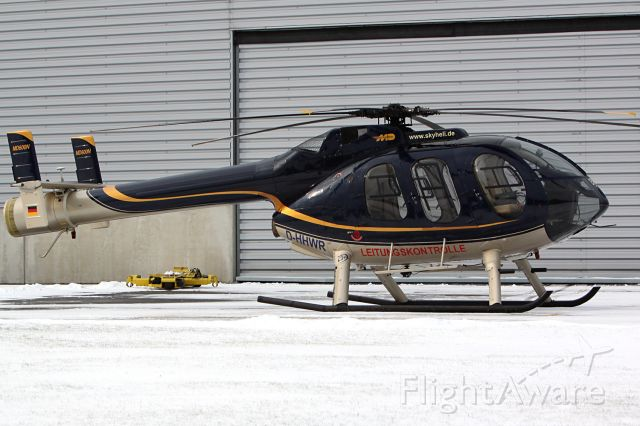 MD HELICOPTERS MD-600N (D-HHWR) - CRASHED DEC 28TH 2010 NEAR JENA-ISSERSTEDT GERMANY.  http://aviation-safety.net/wikibase/wiki.php?id=87024