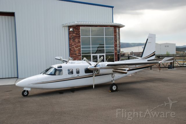 Rockwell Turbo Commander 690 (N90AT)