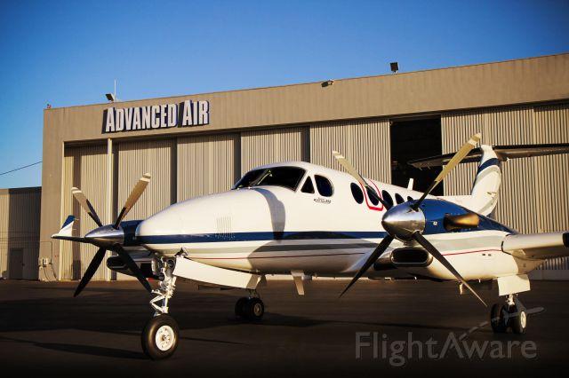 Beechcraft Super King Air 350 (N395RC)