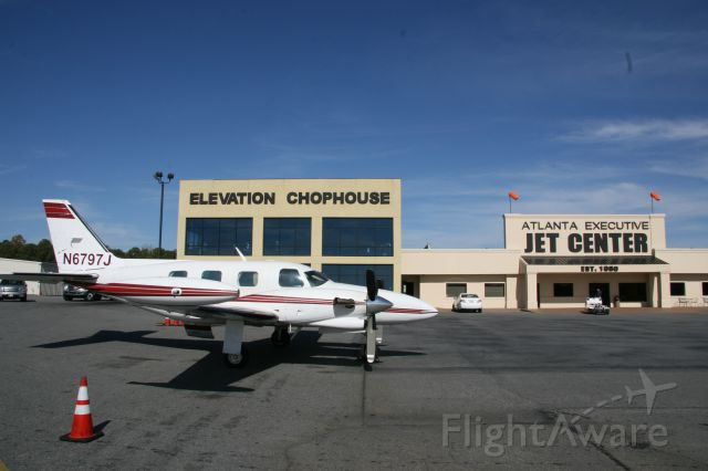 Piper Cheyenne (N6797J)