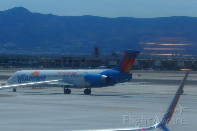 McDonnell Douglas MD-83 (N875GA)