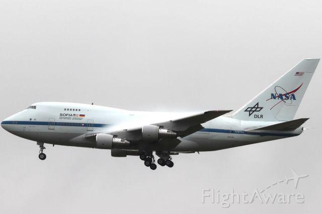 BOEING 747SP (N747NA)