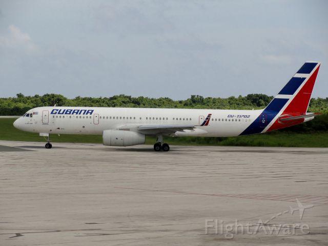 Tupolev Tu-214 (CUT1702)