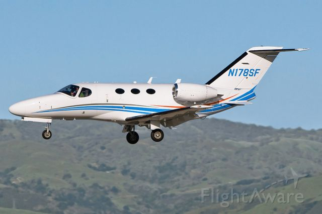 Cessna Citation Mustang (N178SF)