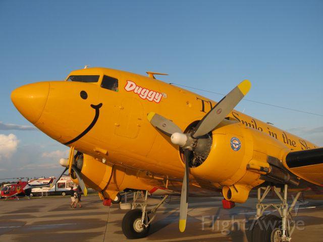 Douglas DC-3 (N1XP)