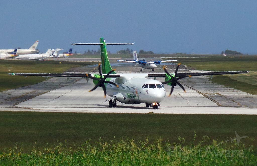 Aerospatiale ATR-72-600 (F-OMYM)
