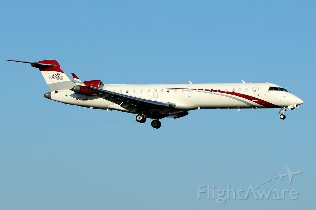 Canadair Regional Jet CRJ-200 (N520JG) - Joe Gibbs Racing