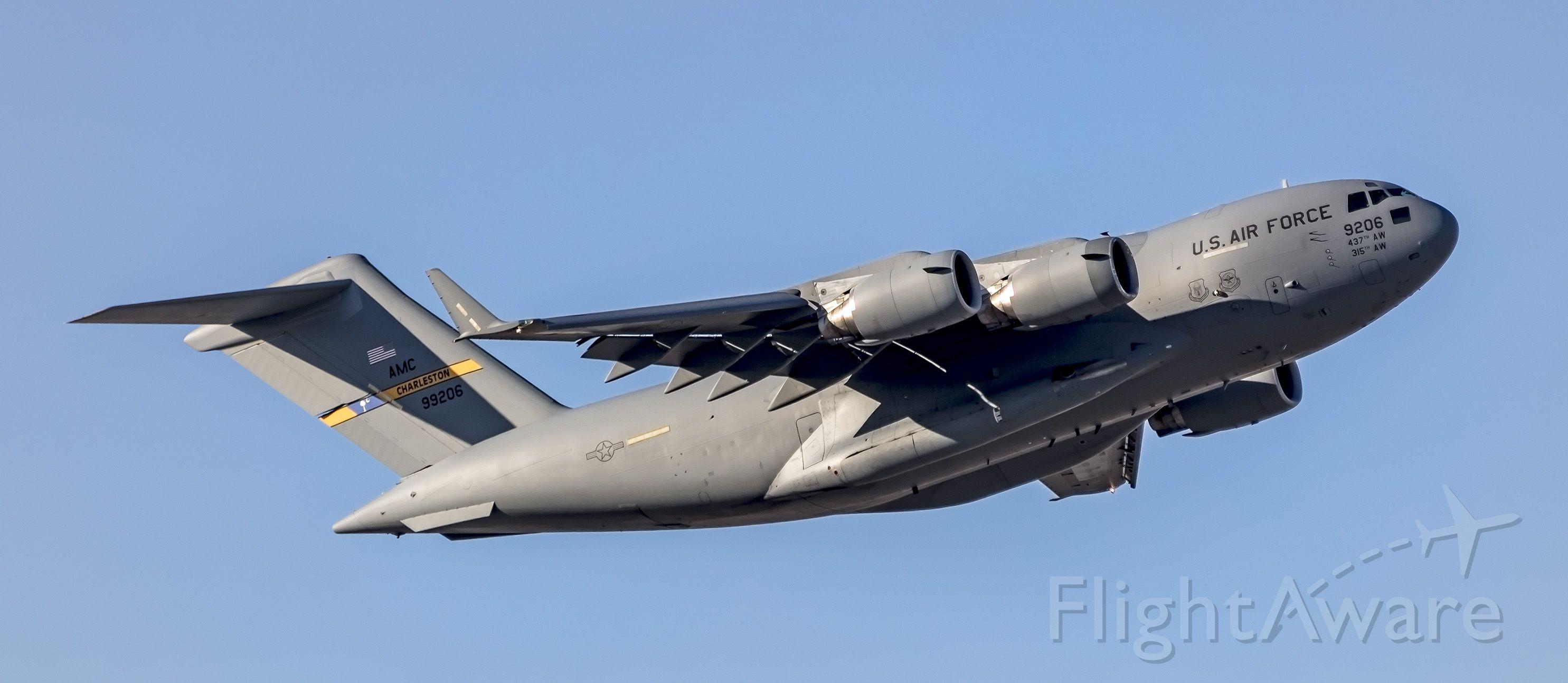 Boeing Globemaster III (99206)