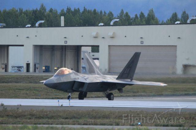 Lockheed F-22 Raptor — - Taken by Darin Dexheimer