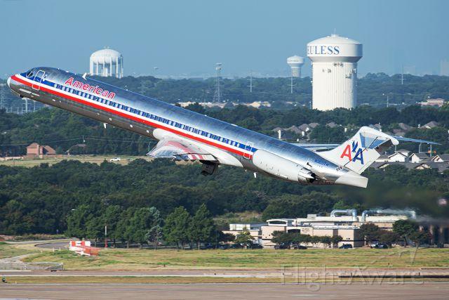 McDonnell Douglas MD-83 (N965TW)