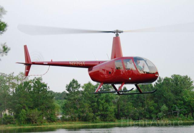 Robinson R-44 (N27GT)