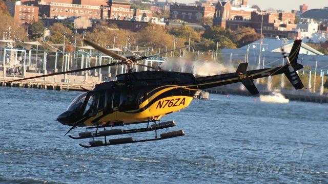 Bell 407 (N76ZA)