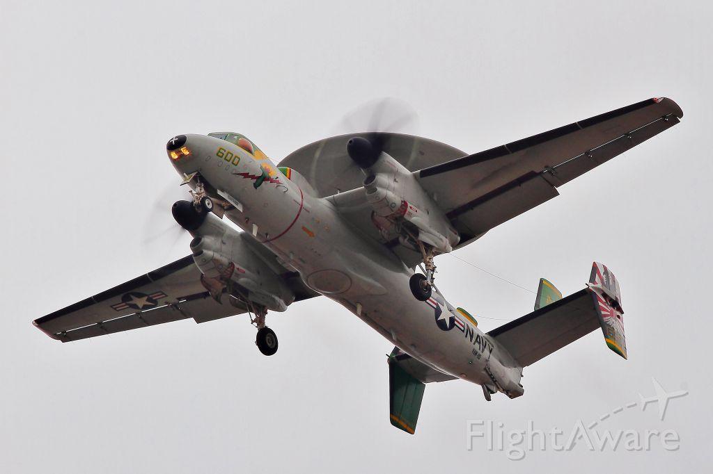 Grumman E-2 Hawkeye (16-6505)