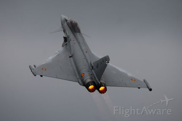 — — - Eurofighter Typhoon, Spanish AF
