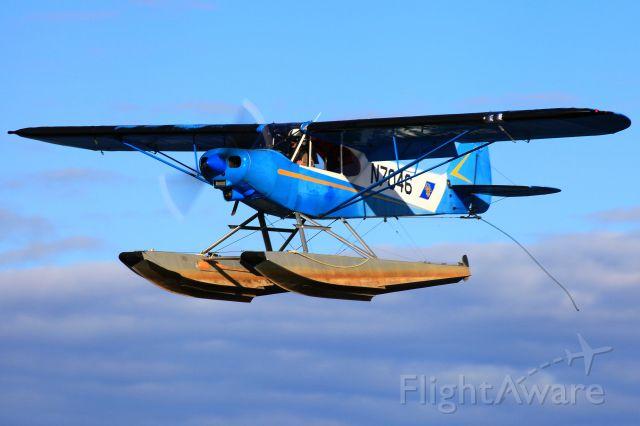 Piper L-21 Super Cub (N7046)