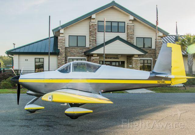 Cessna Chancellor (N23WL) - Facing Terminal Building