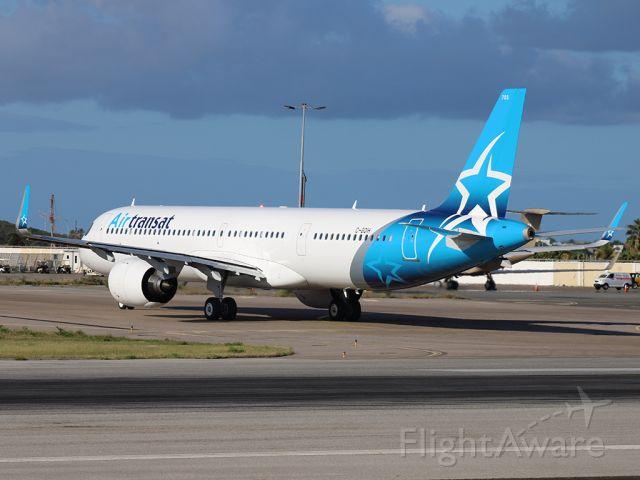 Airbus A321neo (C-GOIH)