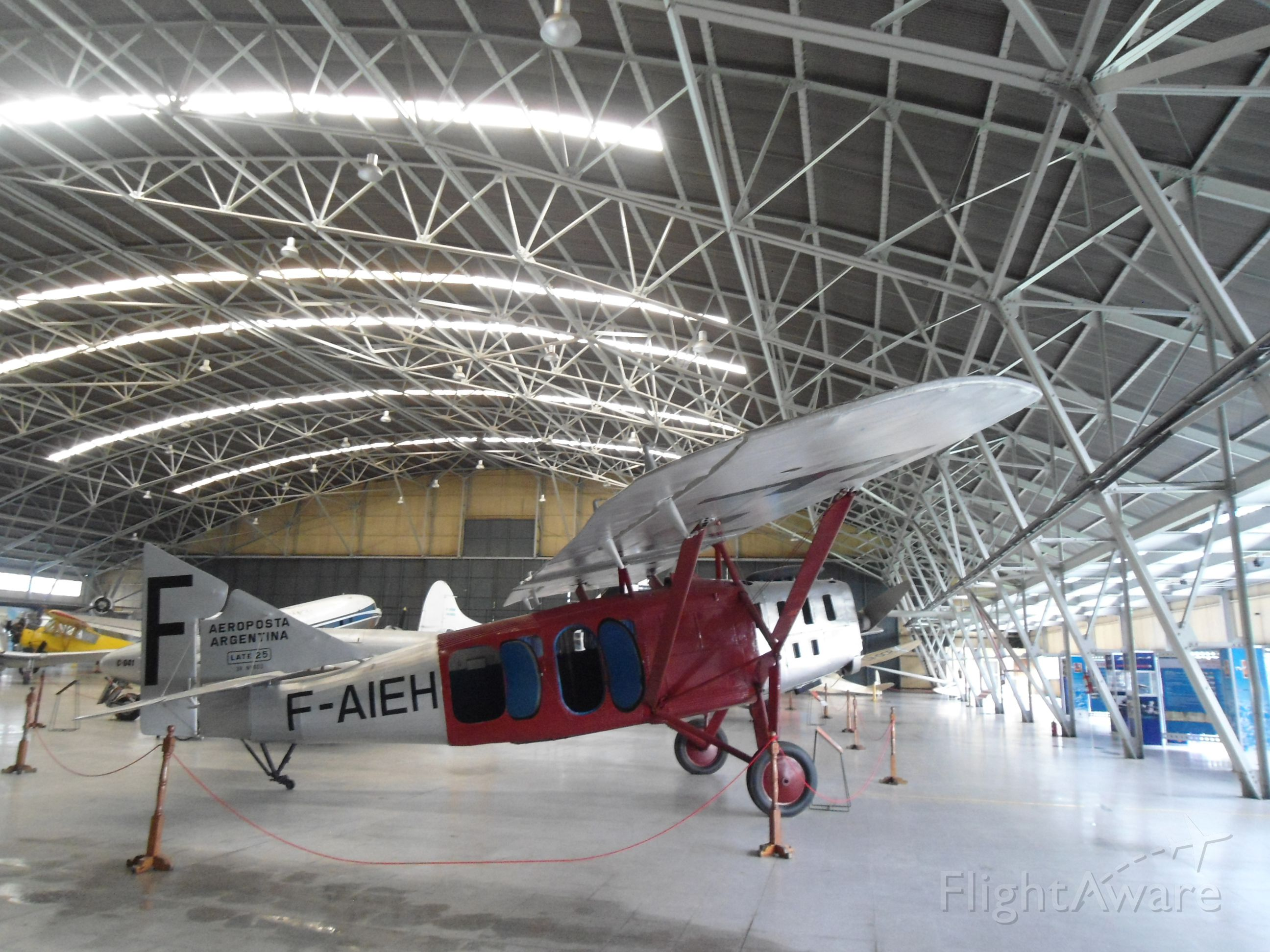 F-AIEH — - The glorious Late 25 flown by St-Exupéry, Mermoz and Guillaumet.