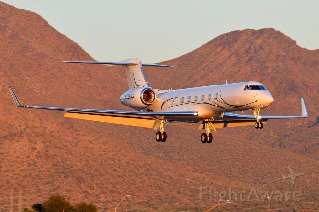 Gulfstream Aerospace Gulfstream V (N209MG)