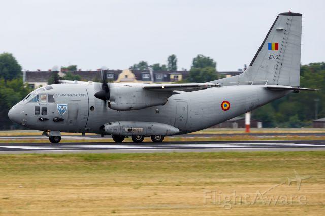 ALENIA Spartan (C-27J) —