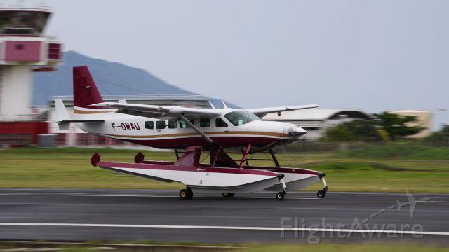 Cessna Caravan (F-OMAU)