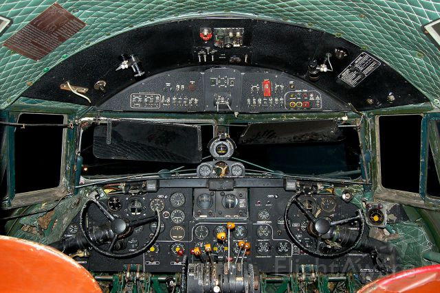 VEB Il-14 (CEF3108) - Avia Av-14T (Il-14) Czechoslovak Air Force 3108