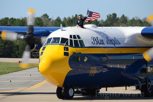 Lockheed C-130 Hercules (16-4763) - LRAFB Airshow, September 2012