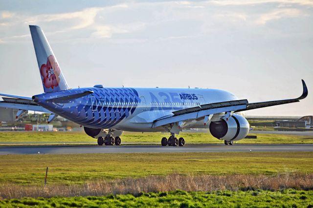 Airbus A350-900 (B-18918)