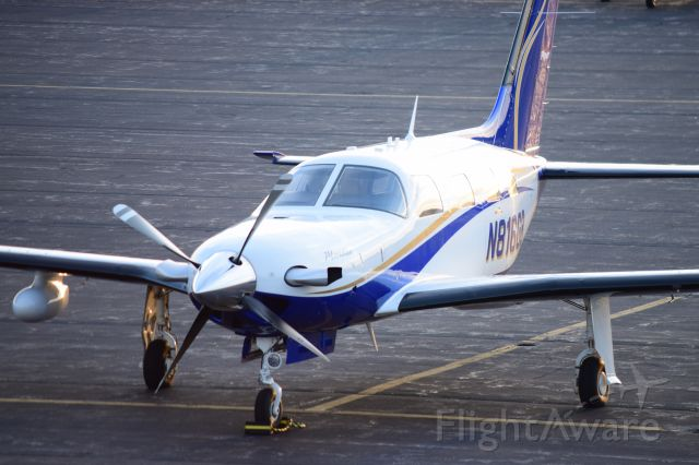 Piper Malibu Meridian (N816GB)