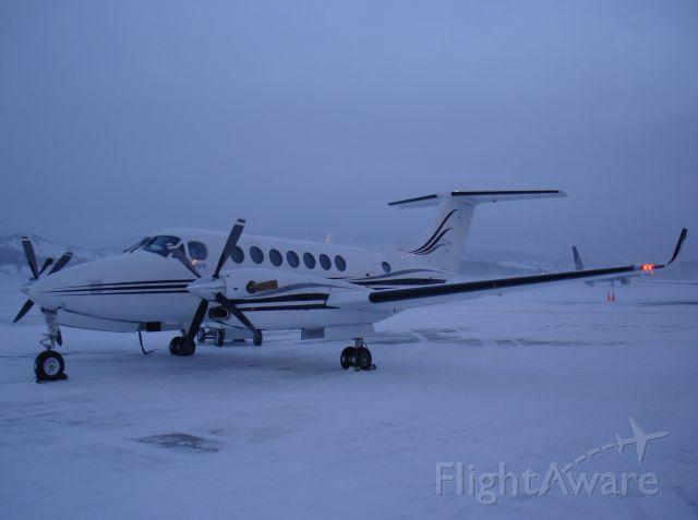 Beechcraft Super King Air 350 (N675PC)