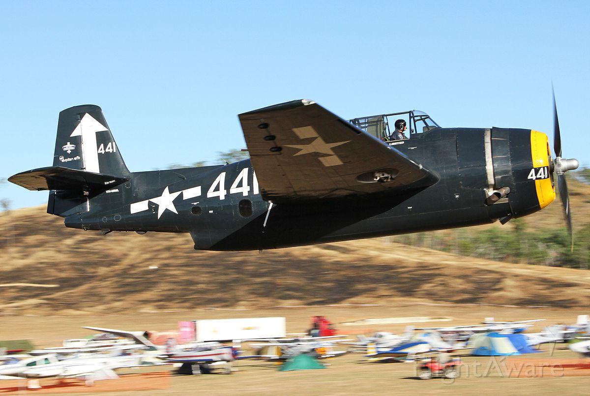 Grumman G-40 Avenger (VH-MML)