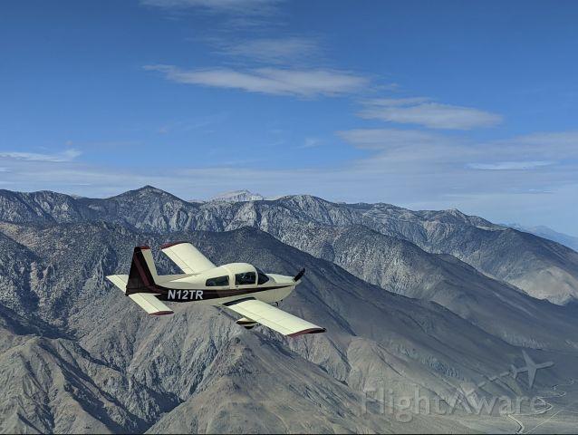 Grumman AA-5 Tiger (N12TR) - In the Sierras - 2019