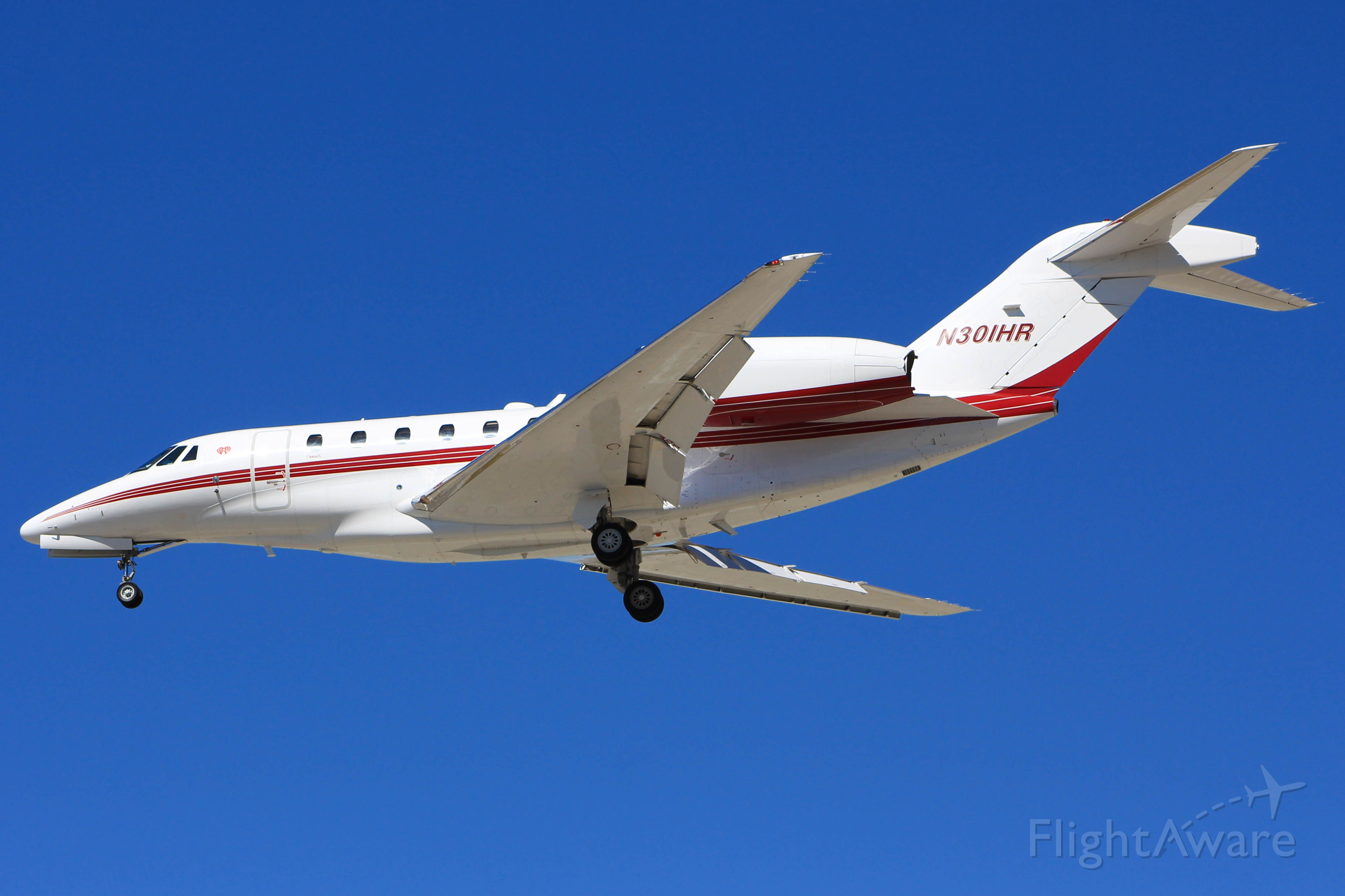 Cessna Citation X (N301HR)