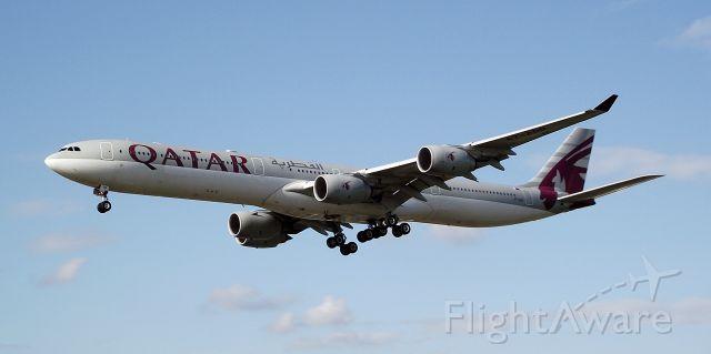 A7-AGB — - Qatar Airways