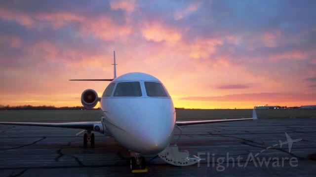 IAI Gulfstream G200 (N123GV)