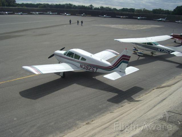 Piper Cherokee (N3925T) - Arrow at Greystone in Ocala Fl, Home of John Travolta