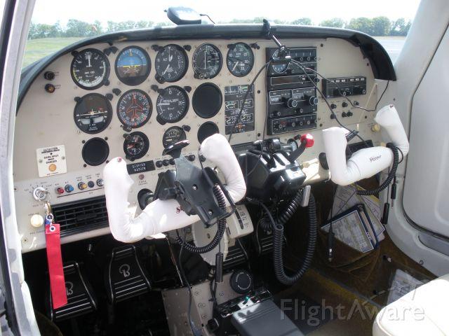 Beechcraft Skipper (N3727V)