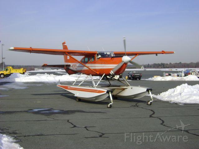 Cessna 206 Stationair (N783) - US FISH AND WILDLIFE