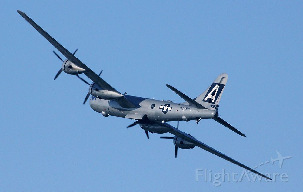 Boeing B-29 Superfortress — - The CAF