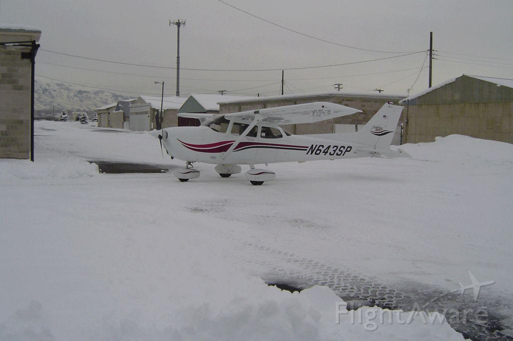Cessna Skyhawk (N643SP)