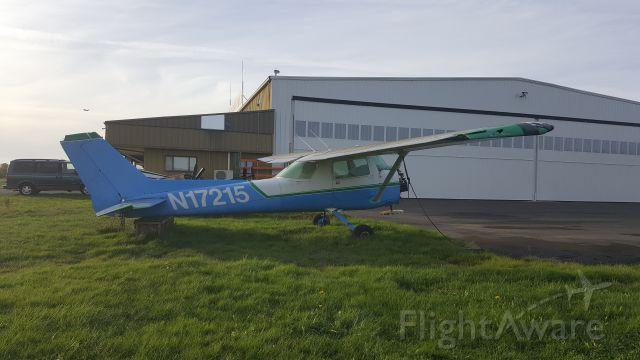 Cessna Commuter (N17215)